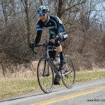 Headwind Cycling's Neil Wengerd at Zanesfield