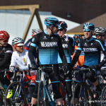 Headwind Cycling guys at the start of Zanesfield