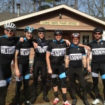 Headwind Cycling first team photo
